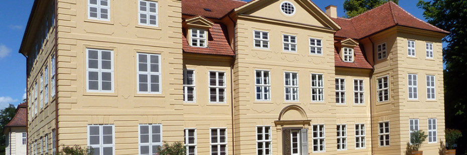 Das Schloss, Hoffassade