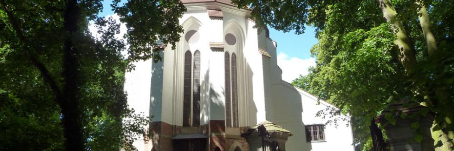 Johanniterkirche bzw. Schlosskirche Mirow